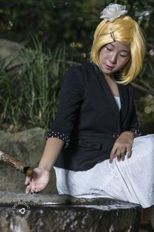 2014-03-16 Amy Kagamine Rin Cosplay 031