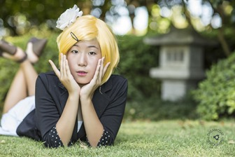 2014-03-16 Amy Kagamine Rin Cosplay 067