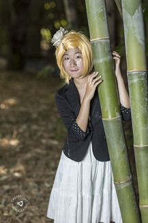 2014-03-16 Amy Kagamine Rin Cosplay 078