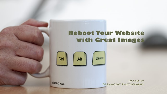 Reboot Your Website With Great Images