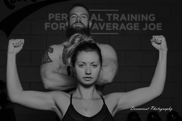 2018-03-25 Mack and Amy Fitness 222