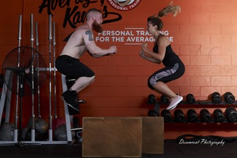 2018-03-25 Mack and Amy Fitness 264